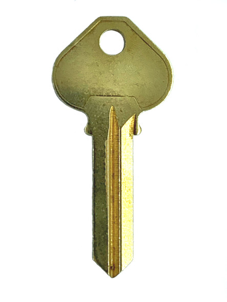 Key blank, JMA RUS5E for Corbin/ Russwin A1011D1/RU46