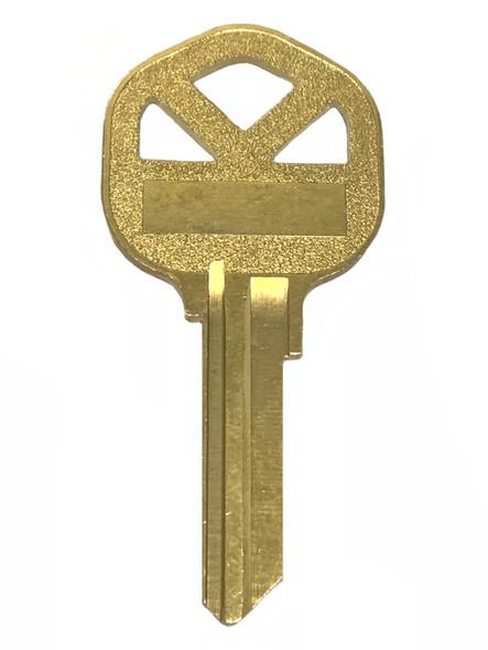 Ilco KW1-BIG Key Blank, Large Head for Kwikset KW1/KW10