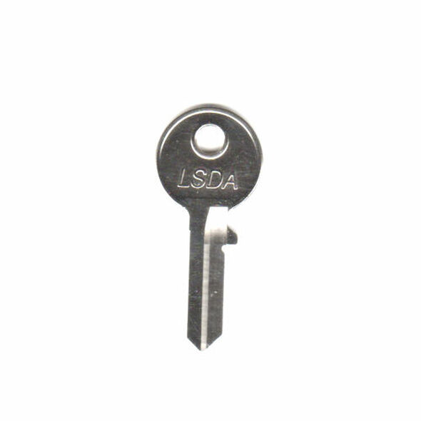 LSDA33 Key Blank, LSDA32/33 for LSDA BP400 Series Padlocks