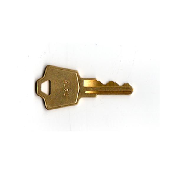 HON E-Series Keys by Code 101E-225E