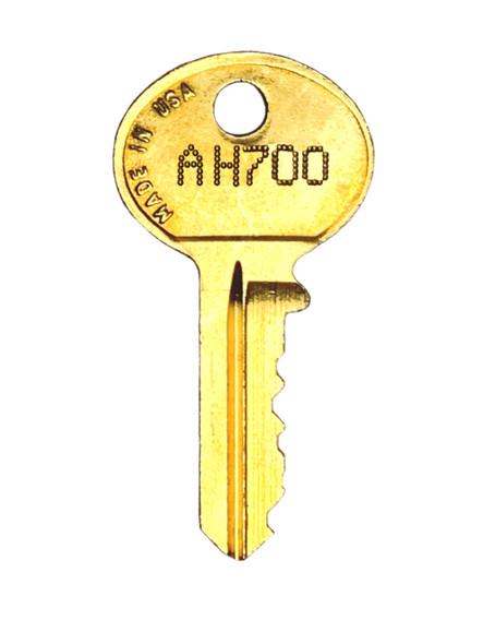 Anderson Hickey AH700-AH799 Series Keys by Code