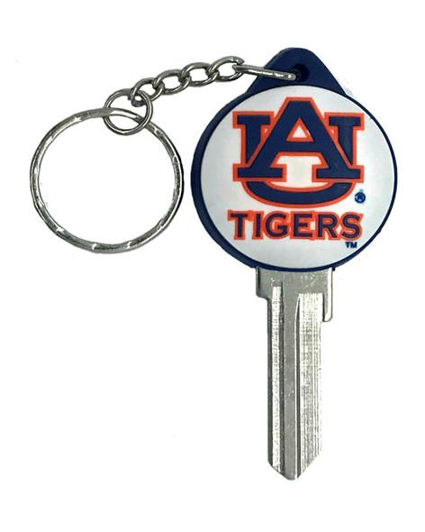 Key blank, Auburn Logo, Kwikset KW10