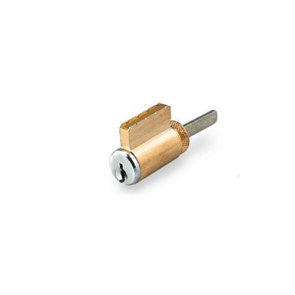 GMS K001-SC-26D Key-In-Knob Cylinder, Schlage C, Keyed Alike (2-Pack)