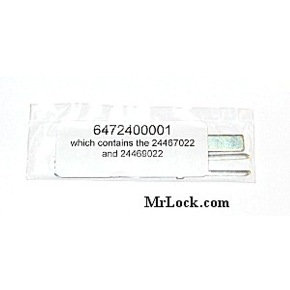 Simplex 64724-000-01 Tailpiece Kit for Best 6/7 Tailpiece/Fork 5000 Series