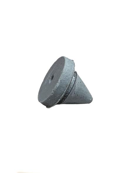Donjo 1608 Door Silencer/Bumper for Metal Door Frame 100/Bag