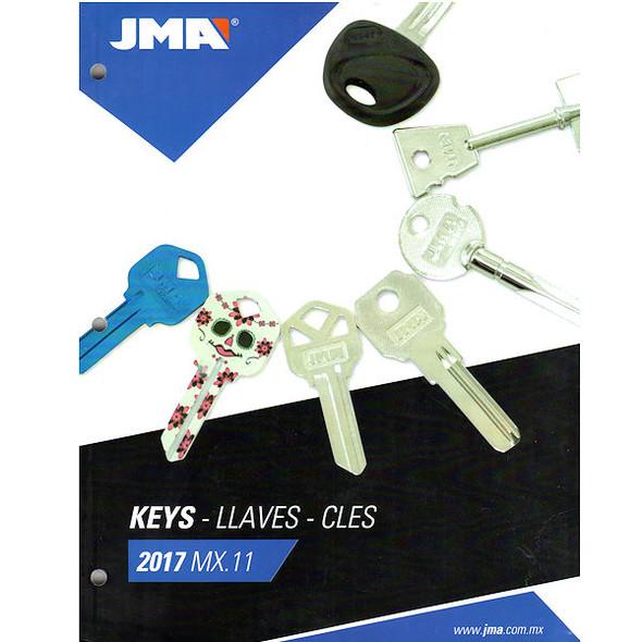 JMA Key Blank Directory, 2017