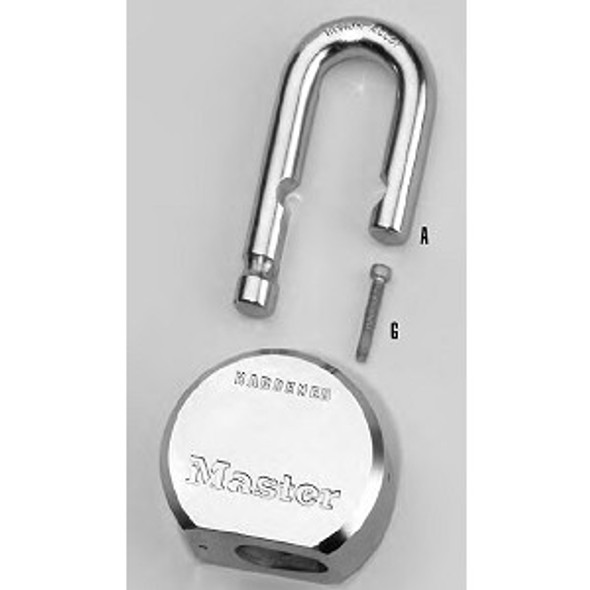 Master Lock 293S6230 Replacement Shackle for 6230