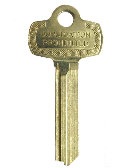 JMA BES-7DS Key Blank for Best H (NS)