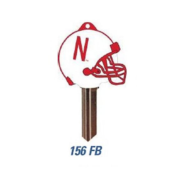 Key blank, Nebraska Football, Kwikset KW10