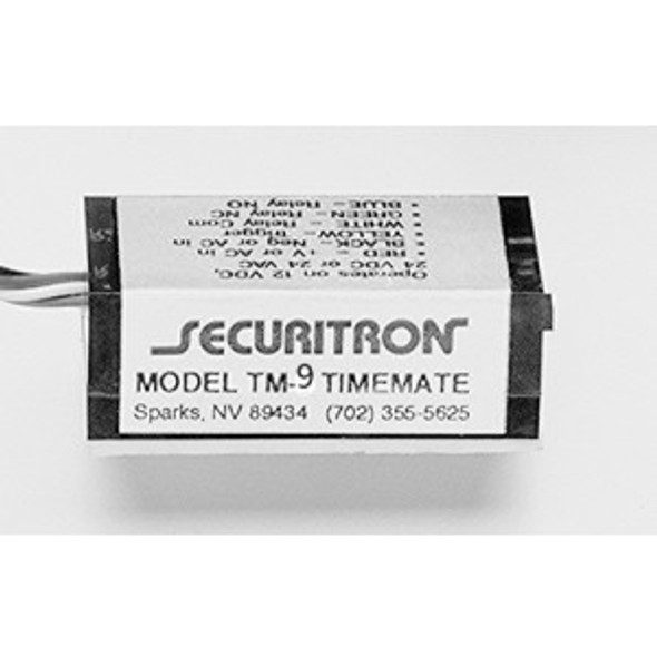Securitron TM9 Release Timer