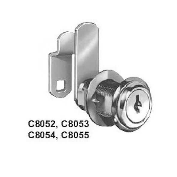 """Compx National C8053 KA C346A 14A Cam Lock 1-3/16"""", Keyed Alike C346A"""