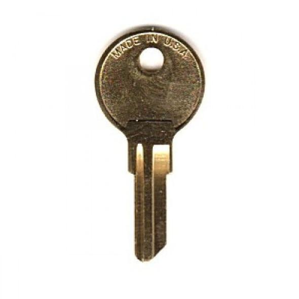 Hudson H01 Key Blank, 5-Cut