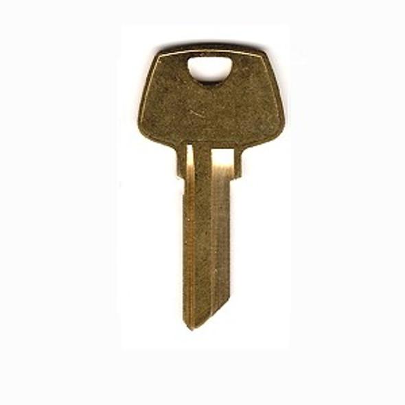 Key blank, JMA SAR2DE for Sargent 1010N/S68