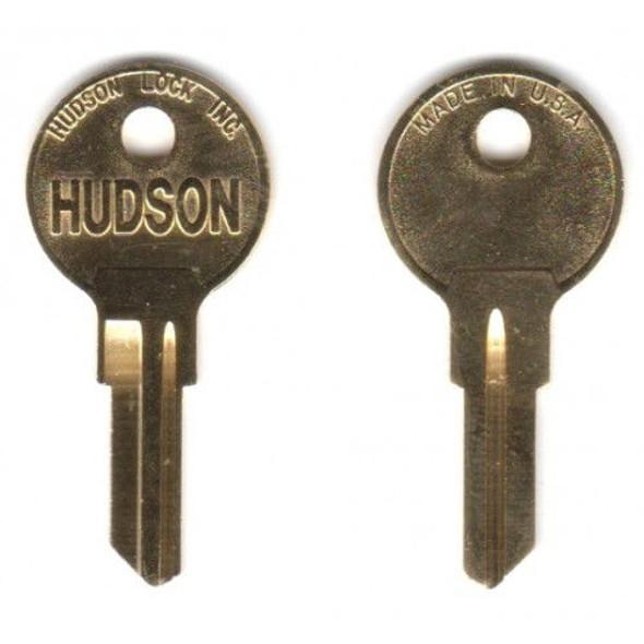 Hudson H02 Key Blank, 5-Cut