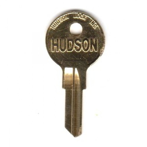 Key blank, Hudson H03, 5-Cut