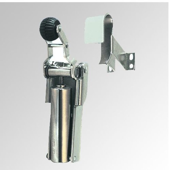 Dictator 300900 Door Check, Z1000, Polished Chrome