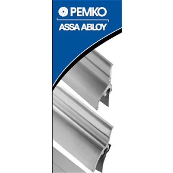 Pemko 3452AV 36 Door Bottom Sweep With Raindrip