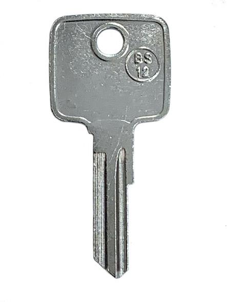 JMA BS-12 Key Blank for Briggs/Strattec 1595
