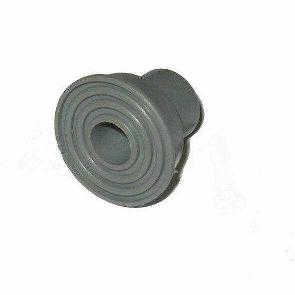 Cal-Royal RUBDH25 Replacement rubber tip for DH25, Grey