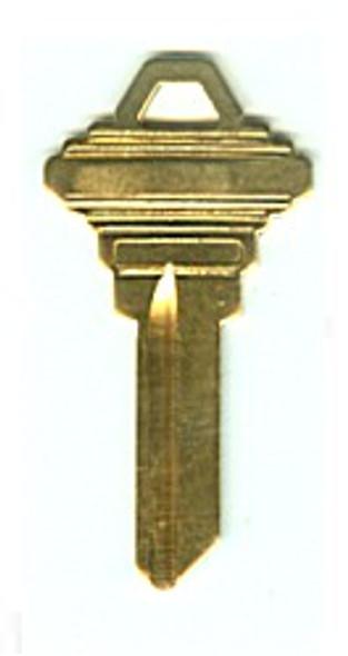 ESP SC1 Key Blank 5-Pin, Brass 50 per box