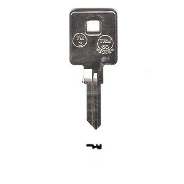 JMA TRM-6D Key Blank for Trimark 1602/TM2