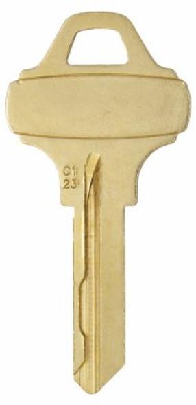 Ilco C123 Key Blank for SCH C123 6-Pin