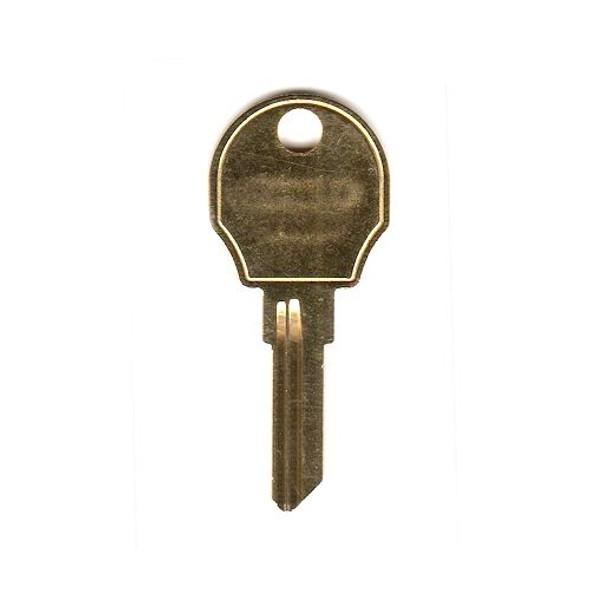 Key blank, Wesko AP1,  Steelcase