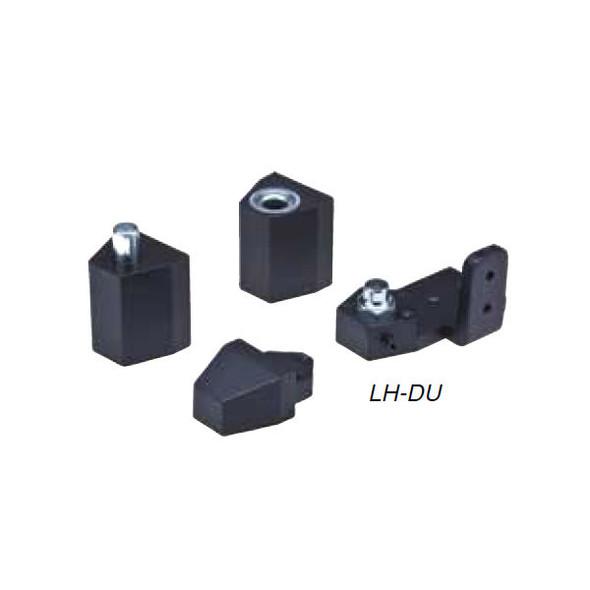 Pivot Set, Ilco IL-OP-10 LH DU, Flush Doors