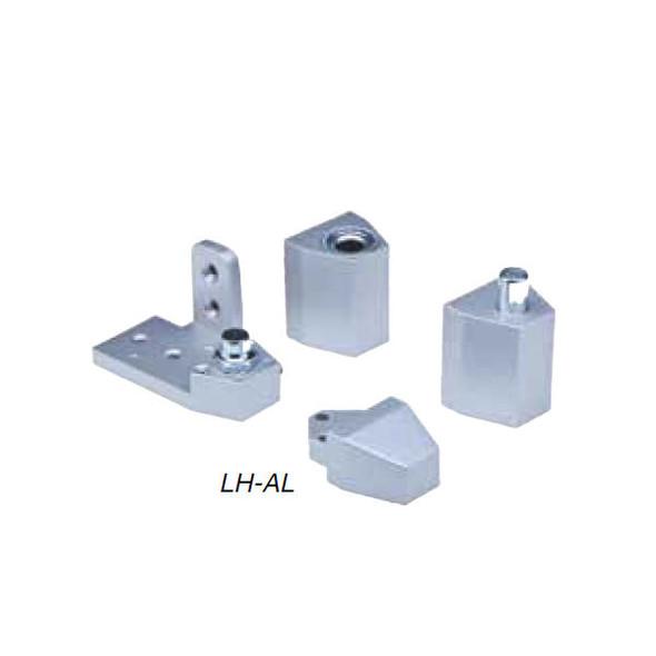 Pivot Set, Ilco IL-OP-10 LH AL, Flush Doors