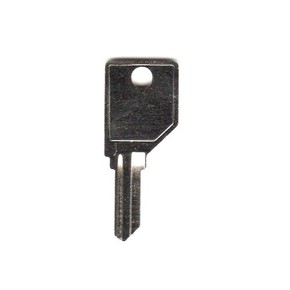 Key blank, Wesko Pundra Series 101-330