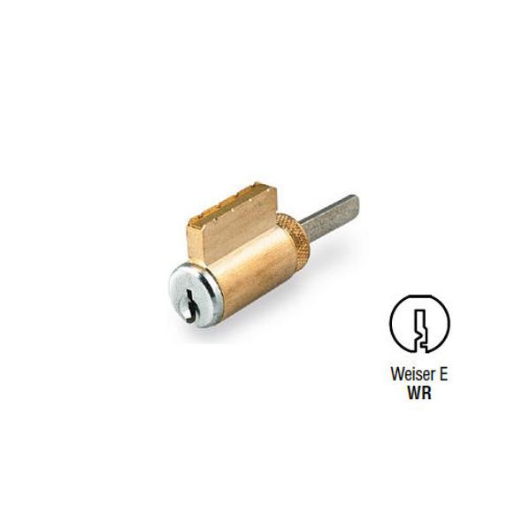 GMS K001-WR-26D Key-In-Knob Cylinder, Weiser WR5, Keyed Different