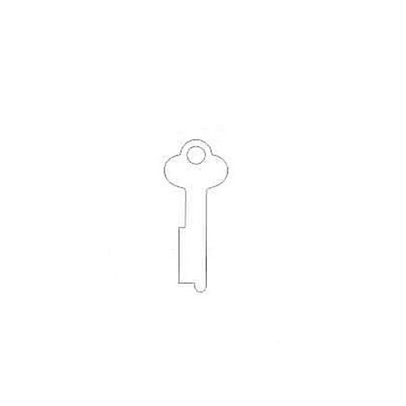 Key blank, Ilco 1028 Flat Stock