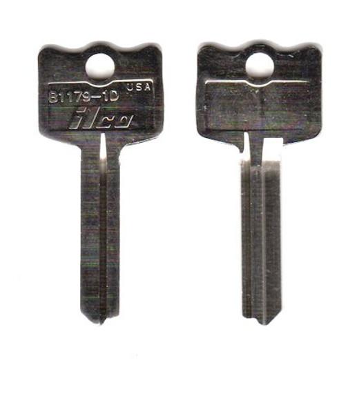 Ilco B1179-1D Key Blank, Arrow 1D