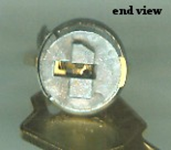 Lock Core/Plug F23 120E, for HON E Series (Chrome)