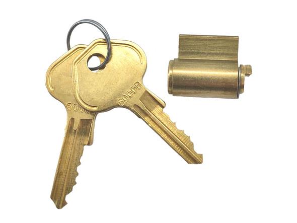 Master Lock 296W6000 Cylinder, Pro Series Keyed Alike 10G021