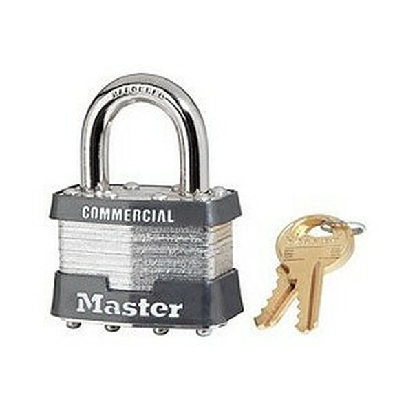 Master Lock 1KA 2396 Padlock, Keyed Alike 2396