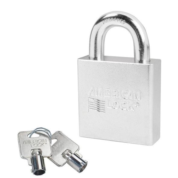 American Lock A7300 Padlock, Keyed Different