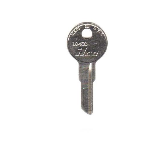Key blank, Ilco 1043D Illinos