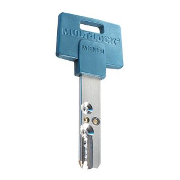 Mul-T-Lock 248SP-PLUNGER-26D Plunger Lock, Keyed Different