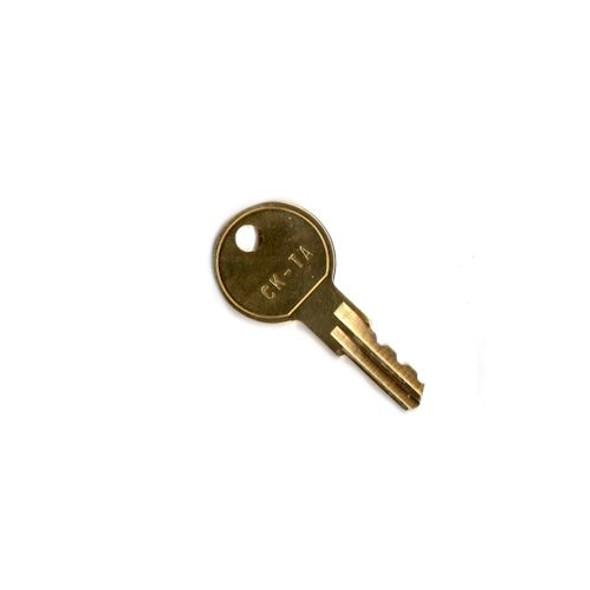 Cut Key, CK-TA Control Key Series 101TA- 199TA
