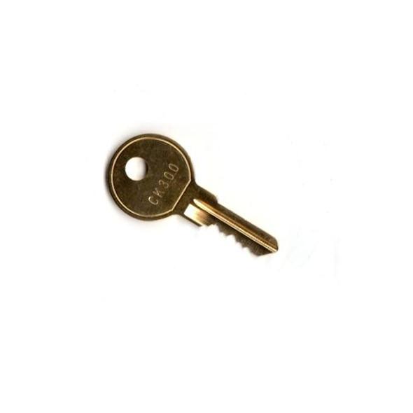 Cut Key, CK300 Control Key Series 101-330 Pundra/Wesko
