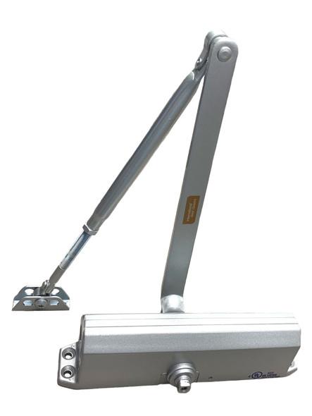 International IDC 8051-TP AL Door Closer, Adjustable
