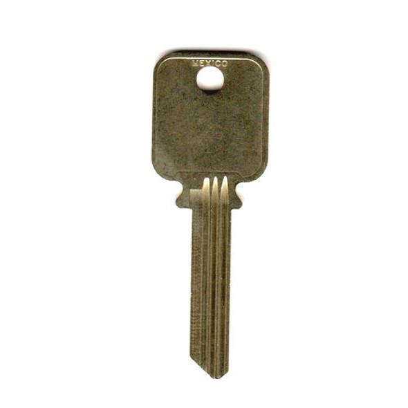 Key blank, JMA MDC-4S Medeco 6 Pin G3