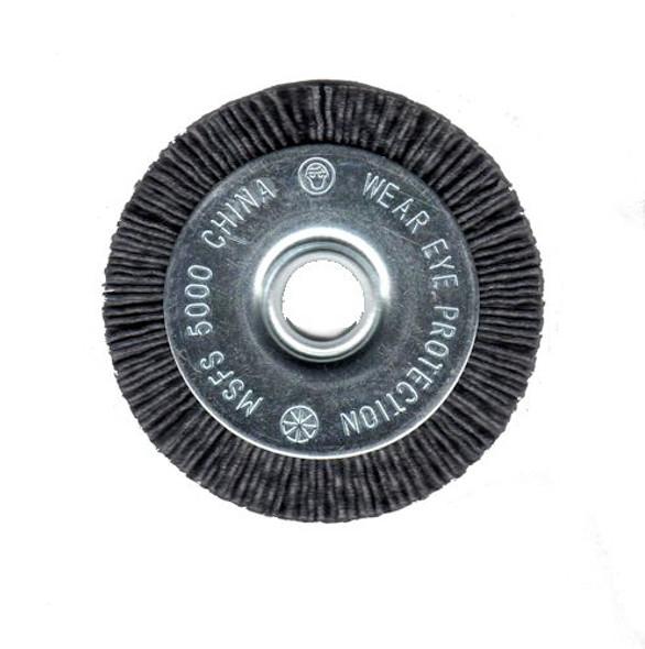 Kaba Ilco 814-00-51 Nylon Brush for Key Machine 3in Diam