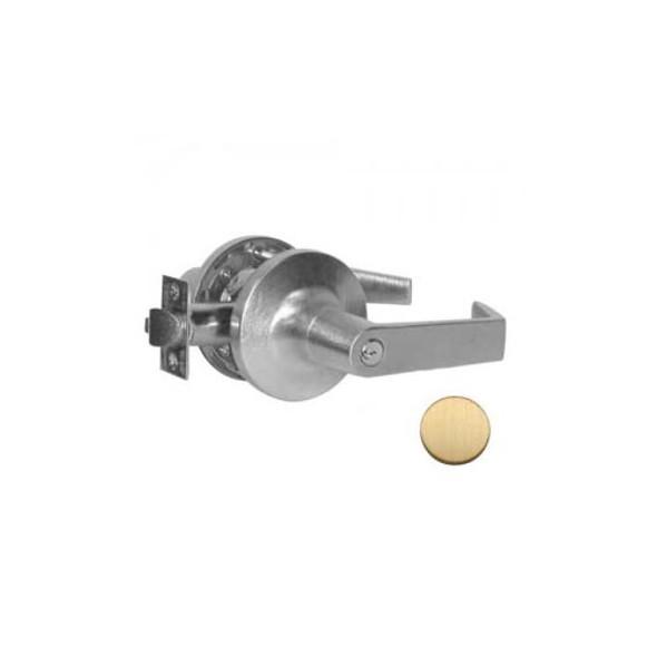 Entry Lever, Yale AU5407LN 606 Less Cylinder