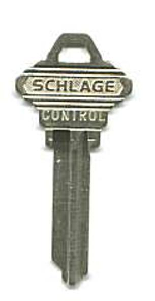 Key blank, Control IC 35-056CE