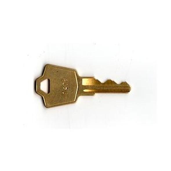 Cut Keys, Duplicates BLK