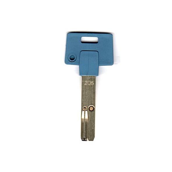 Mul-T-Lock 206G-KEYBLU Key blank, Standard Interactive