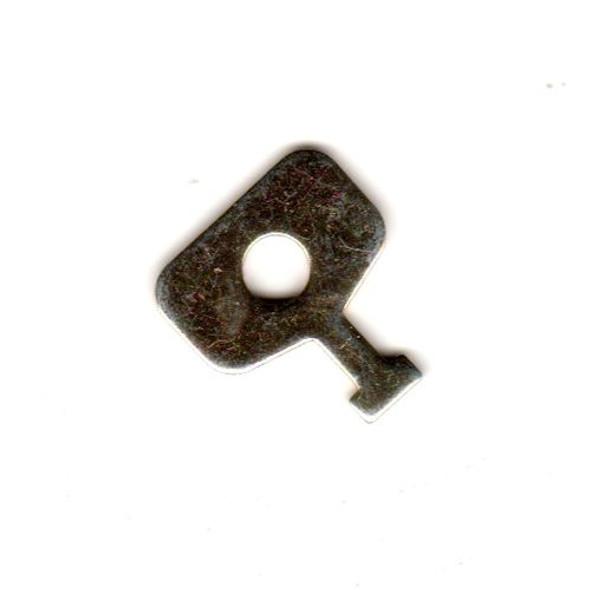 Allegion Schlage 61-509 Emergency Key for B571, D271