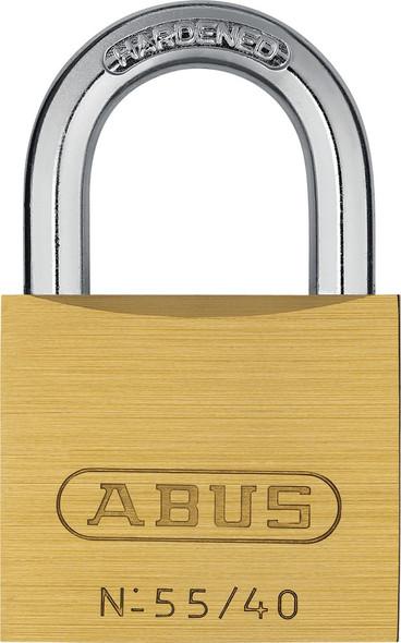 ABUS 55/40KA 5403 Brass Body Padlock, Keyed Alike 5403